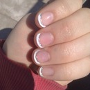 French manicure'