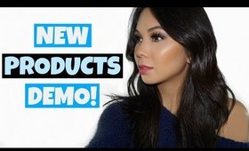 RECENT PURCHASES REVIEW & DEMO! | MAC & Sephora