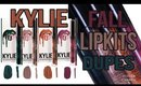 NEW KYLIE FALL LIPKITS DUPES | AFFORDABLE | Jessica Chanell