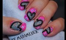 SweetLove Valentine Nail Art Tutorial