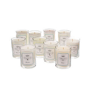Tocca Beauty Candelina Travel Candle Collection