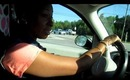 Kenya Moore, Rant while driving:DONT COME UNLESS I SEND FOR YOU