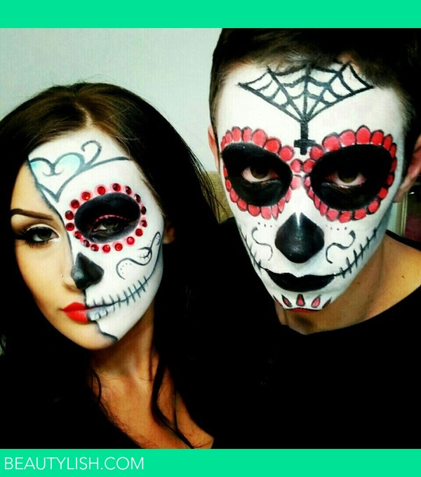 Easy Halloween Makeup For Men.Halloween Makeup Genevieve K S Photo Beautylish