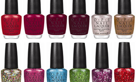 "OPI Celebrates Disney's ""The Muppets"" With Holiday Lacquers"