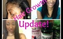 Relaxed Hair Growth Update