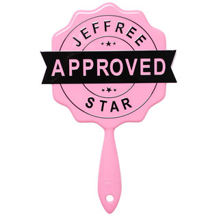 Approved Stamp Mirror Pink