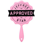 Jeffree Star Cosmetics Approved Stamp Mirror Pink