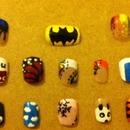 Fake nails ! :)