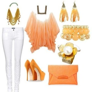 Love the bright but soft color great for spring