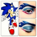 Sonic video game look