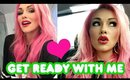 Get Ready with Me & CHIT CHAT