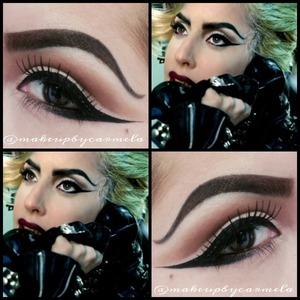 Lady Gaga inspired Eyes <3