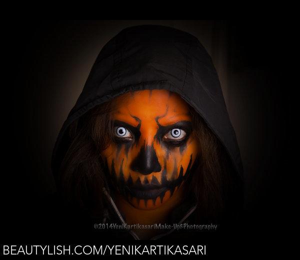 The Crying Evil Pumpkin Yeni K S Yenikartikasari