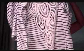 DRY GOODS by: VON MAUR CLOTHING HAUL