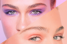 Day and Night Spring Makeup Looks: Illamasqua's Paranormal