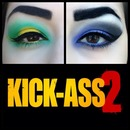 Kick-ass 2 inspired makeup