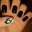 eye nails!