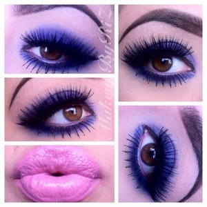 Follow me on Instagram @MakeupByRiz