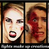 Theatrical Make up and Media Make up #laurajaynewensleylight
