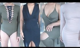 FASHION NOVA SPRING TRY-ON HAUL 2016! | PART 2!