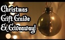 Christmas Gift Guide Giveaway *International*