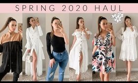 Shein Spring Try-On Haul 2020 | HAUSOFCOLOR