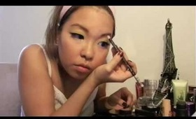 Nicki Minaj - Super Bass Makeup Tutorial
