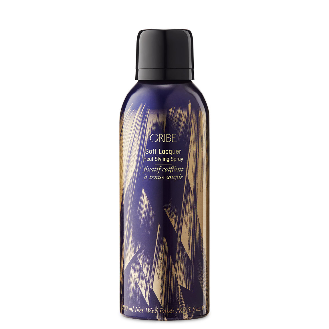 Oribe Soft Lacquer Heat Styling Spray product swatch.