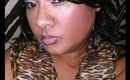 Prom hair & makeup tutorial 2013