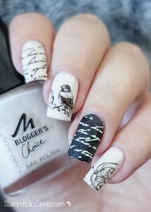 http://stampoholicsdiaries.com/2015/10/18/vintage-nails-with-manhattan-flormar-mundo-de-unas-and-moyra/