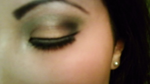 Close up of Earth Day Look