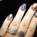 Medrry Christmass Nails!