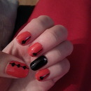 Valentines day nails :)