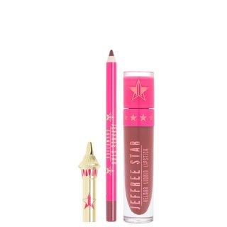 Velour Lip Kit Androgyny