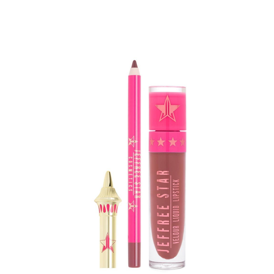 Jeffree Star Cosmetics Velour Lip Kits Androgyny