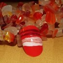 Carnelian Warm And Vibrant!