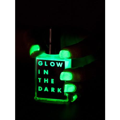 American Apparel Glow In The Dark Nail Polish Neptune Beautylish