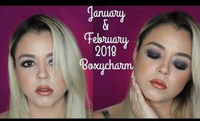 January & February 2018 BOXYCHARM | Beauty by Pinky