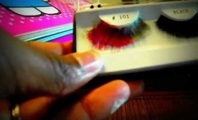 Love+ Sugarpill lashes