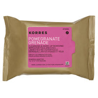 Pomegranate Cleansing & Makeup Removing Wipes