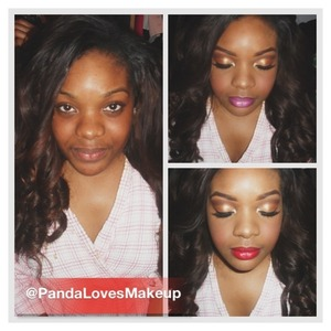 Follow my makeup page ladies: @pandalovesmakeup xx