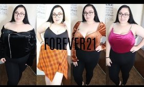Forever 21 Plus Size Haul | 2020 Plus Size Fashion