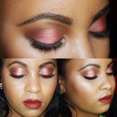 Fall Makeup by Bran!!!