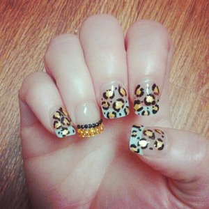 Thought my nails needed some bling