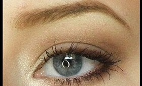 Fall Soft Smokey Eye