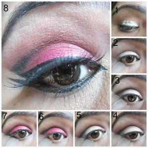check here for tutorial http://www.srinjla.com/2013/10/30-days-eye-makeup-challenge-day14.html#.UmP6lRaXulI