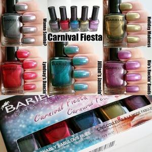 Barielle Carnival Fiesta (Winter 2012) http://www.beautybykrystal.com/2012/12/barielle-carnival-fiesta-winter-2012.html#