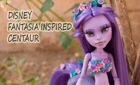 Disney Fantasia Inspired  Centaur Doll Face Up