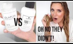 😲OLAPLEX VS FIBREPLEX: DUPES?!? #TreatmentThursday