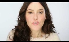 Lisa Eldridge - Warm Toned Everyday Look